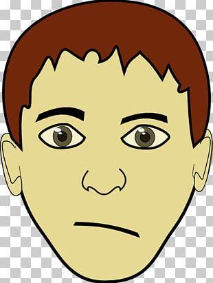 Face Boy PNG