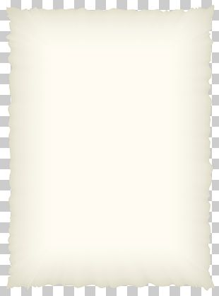White Rectangle Pillow PNG