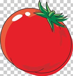 Tomato Juice Cartoon PNG