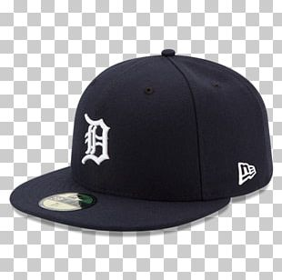 Atlanta Braves Detroit Tigers 59Fifty Baseball Cap New Era Cap Company PNG