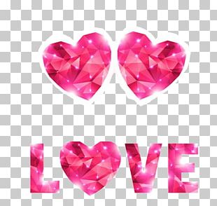 Love Heart Emoji PNG