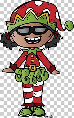 The Elf On The Shelf Christmas PNG