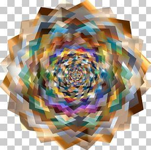 Symmetry Circle PNG