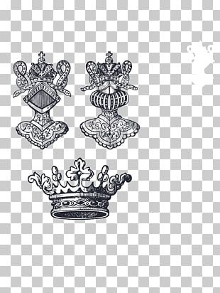 Middle Ages Motif Pattern PNG