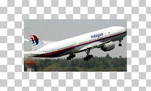 Search For Malaysia Airlines Flight 370 Airplane Boeing 777 Aircraft PNG