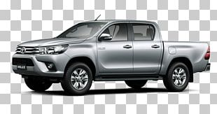 Toyota Hilux Car Pickup Truck Toyota Fortuner PNG