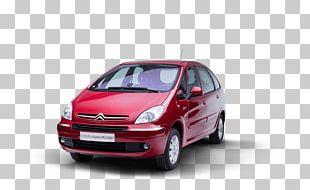 City Car Citroën Xsara Picasso Compact Car Minivan PNG