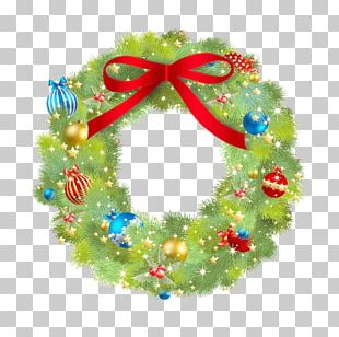 Wreath Christmas Free Content PNG