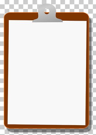 Clipboard Scalable Graphics Free Content PNG