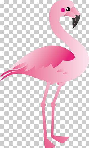 Plastic Flamingo PNG