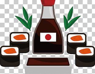 Sushi Japanese Cuisine Sashimi Asian Cuisine PNG