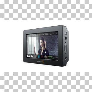 Blackmagic Design Video Assist AVIDAS5HD Serial Digital Interface Blackmagic Design Video Assist AVIDAS5HD Computer Monitors PNG