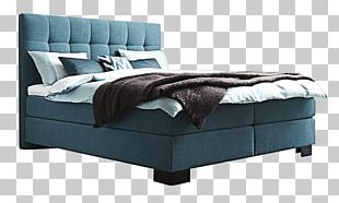 Box-spring Mattress Table Bed Furniture PNG