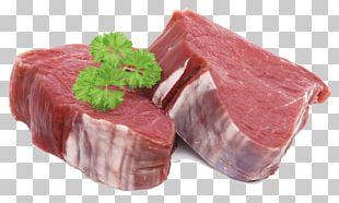 Red Meat Beef Steak Food PNG