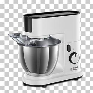 Russell Hobbs Food Processor Kitchen Mixer Blender PNG