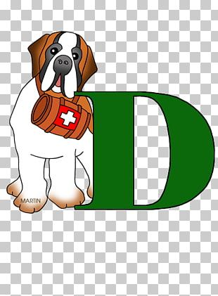 Letter Dog Breed Alphabet Puppy PNG