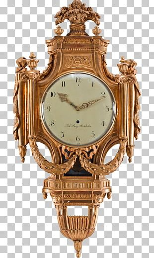 Alarm Clock Watch Mantel Clock PNG