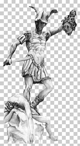 Perseus With The Head Of Medusa Acrisius Perseus And Andromeda PNG