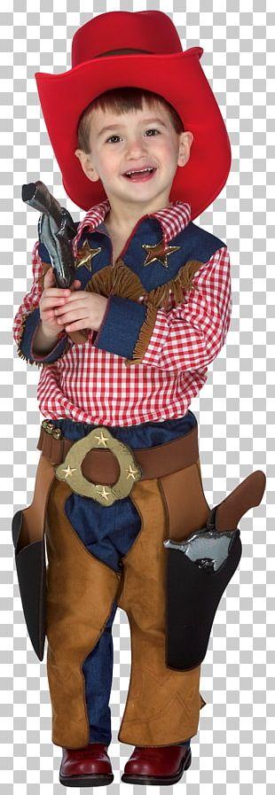 Costume Cowboy Children's Clothing Suit PNG