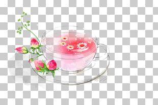 Flowering Tea Chrysanthemum Tea Hibiscus Tea PNG