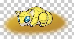 Sandshrew Art Drawing Infant Pokémon PNG