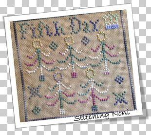 Cross-stitch Needlework Pattern PNG