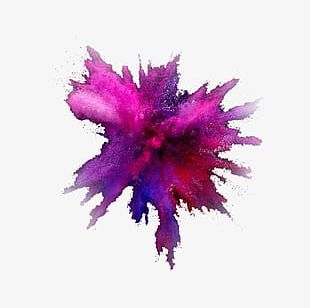 Explosion Particles PNG