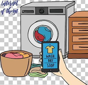 Washing Machine Drawing PNG