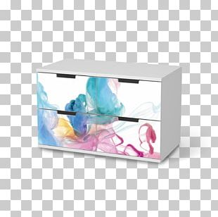 Acrylic Paint Poly Color Sticker PNG