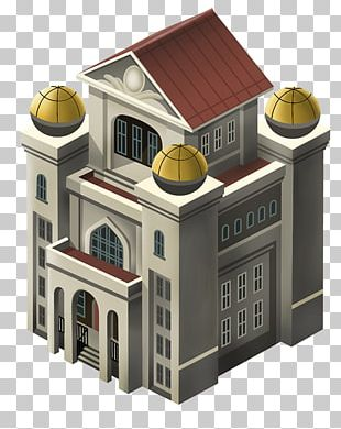 Isometric Projection Architectural Drawing Building Facade PNG