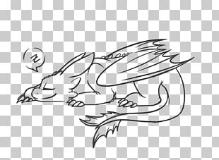 Line Art How To Train Your Dragon Cartoon Comics Sketch PNG