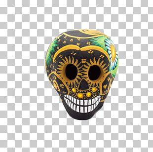 Skull Mexico Day Of The Dead Mexican Cuisine Death PNG