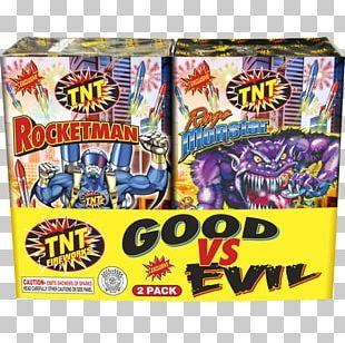 Tnt Fireworks Firecracker Evil Sparkler PNG