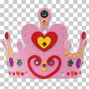 Birthday Craft Crown Party Hat PNG