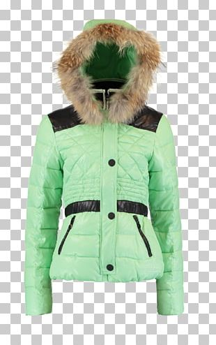 Hood Fur Clothing Coat Jacket PNG