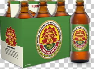 Redhook Ale Brewery Beer India Pale Ale PNG