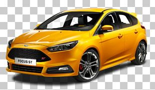 2015 Ford Focus ST Ford Focus Electric Car Ford Motor Company PNG