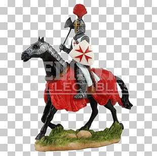 Middle Ages Knight Crusades Horse Plate Armour PNG
