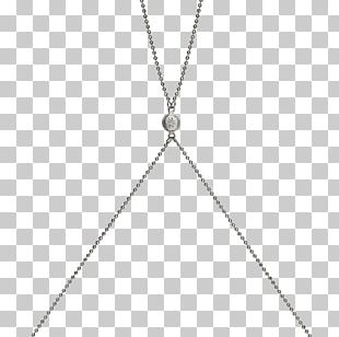 Necklace Body Jewellery Charms & Pendants Line PNG