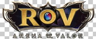 Arena Of Valor Logo Garena Emblem Multiplayer Online Battle Arena PNG