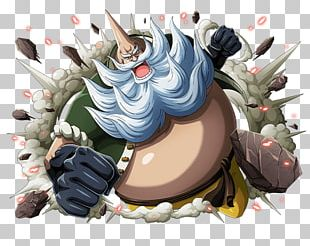 One Piece Treasure Cruise Monkey D. Luffy Franky Chinjao PNG