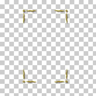 Red Square Android Gold Frame PNG