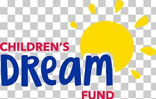 Logo Children's Dream Fund Organization Brand Product PNG