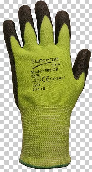 Cut-resistant Gloves Cycling Glove Nylon Leather PNG