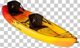 Sea Kayak Standup Paddleboarding Boating PNG