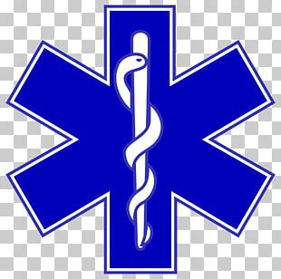 United States Star Of Life Emergency Medical Services Ambulance Emergency Medical Technician PNG