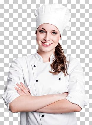 Chef Restaurant Cooking Food Menu PNG