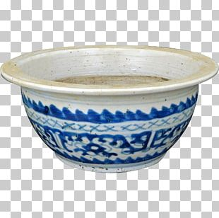 Blue And White Pottery Jingdezhen Ceramic Porcelain PNG