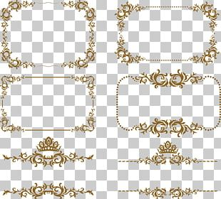 Ornament Frame PNG