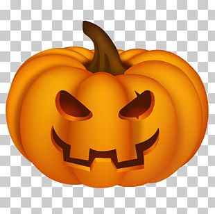 Pumpkin Halloween Jack-o'-lantern PNG